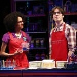 Nicolette Robinson and Matt Doyle; Photo by Carol Rosegg