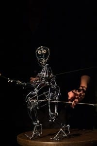 """Undefined Fraction"" by Loco7 Dance Puppet Theater Company at La Mama Puppet Series"