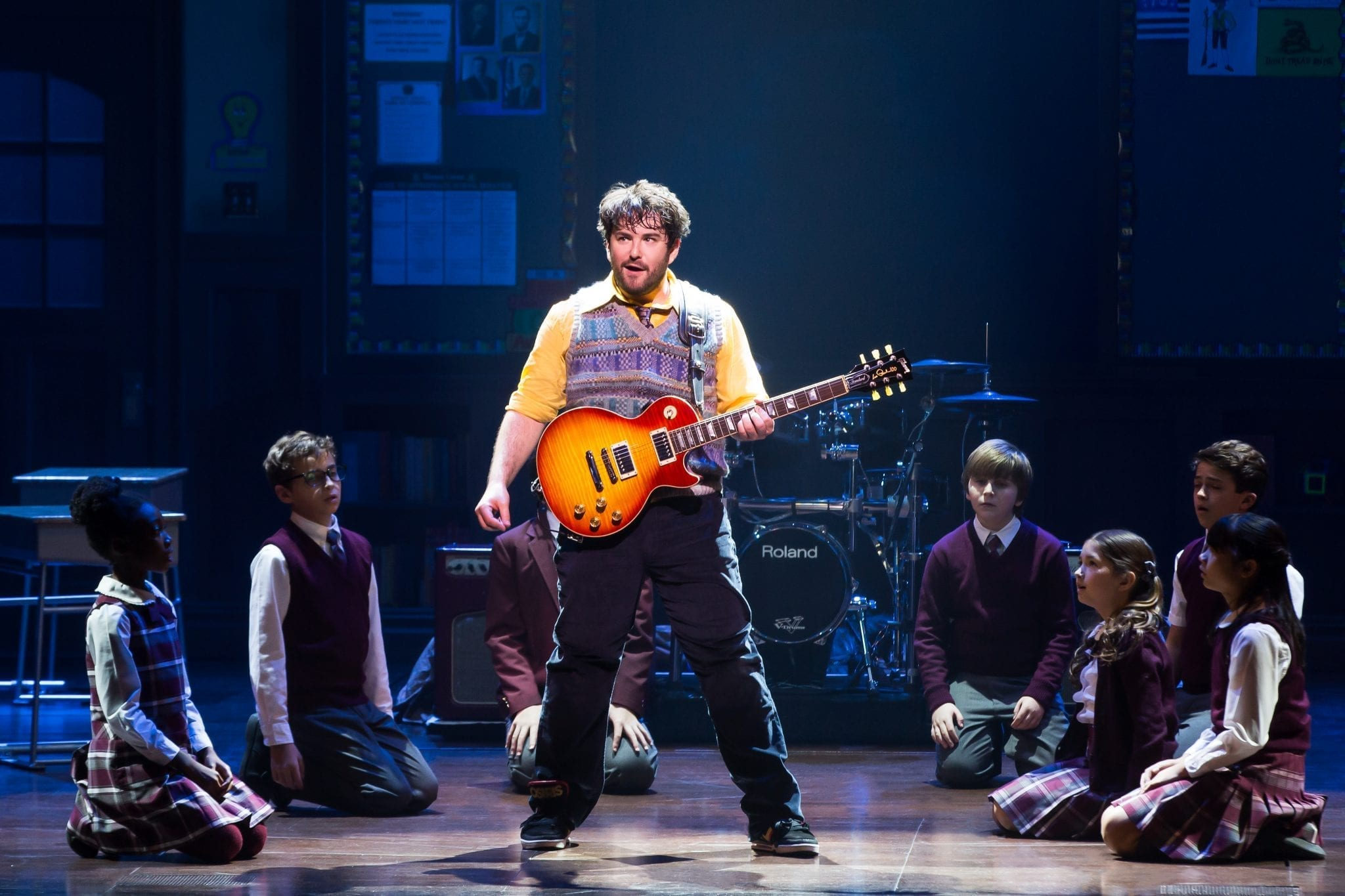 School Of Rock - The Front Row Center