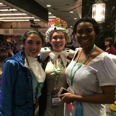 BroadwayCon — Appetizers on A Snow Bound Weekend