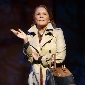 Our Mother's Brief Affair Samuel J. Friedman Theatre A new play by Richard Greenberg Directed by Lynne Meadow Starring Linda Lavin Kate Arrington, Greg Keller, John Procaccino