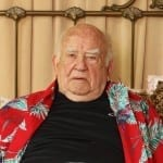Ed Asner- A Man and His Prostate; Photo by Dean Blagg