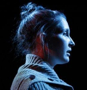 May, played by Lizzie Vieh (Photographed by Nicole Thompson)