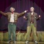 Nick Kroll and John Mulaney; Photo by Peter Yang