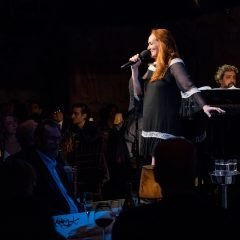 Antonia Bennett at Café Carlyle