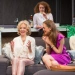 Hayley Mills, Brenda Meaney, and Allison Jean White in Party Face at City Center Stage II - Photo by Jeremy Daniel
