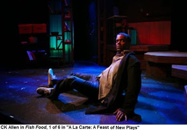 A La Carte: A Feast of New Plays