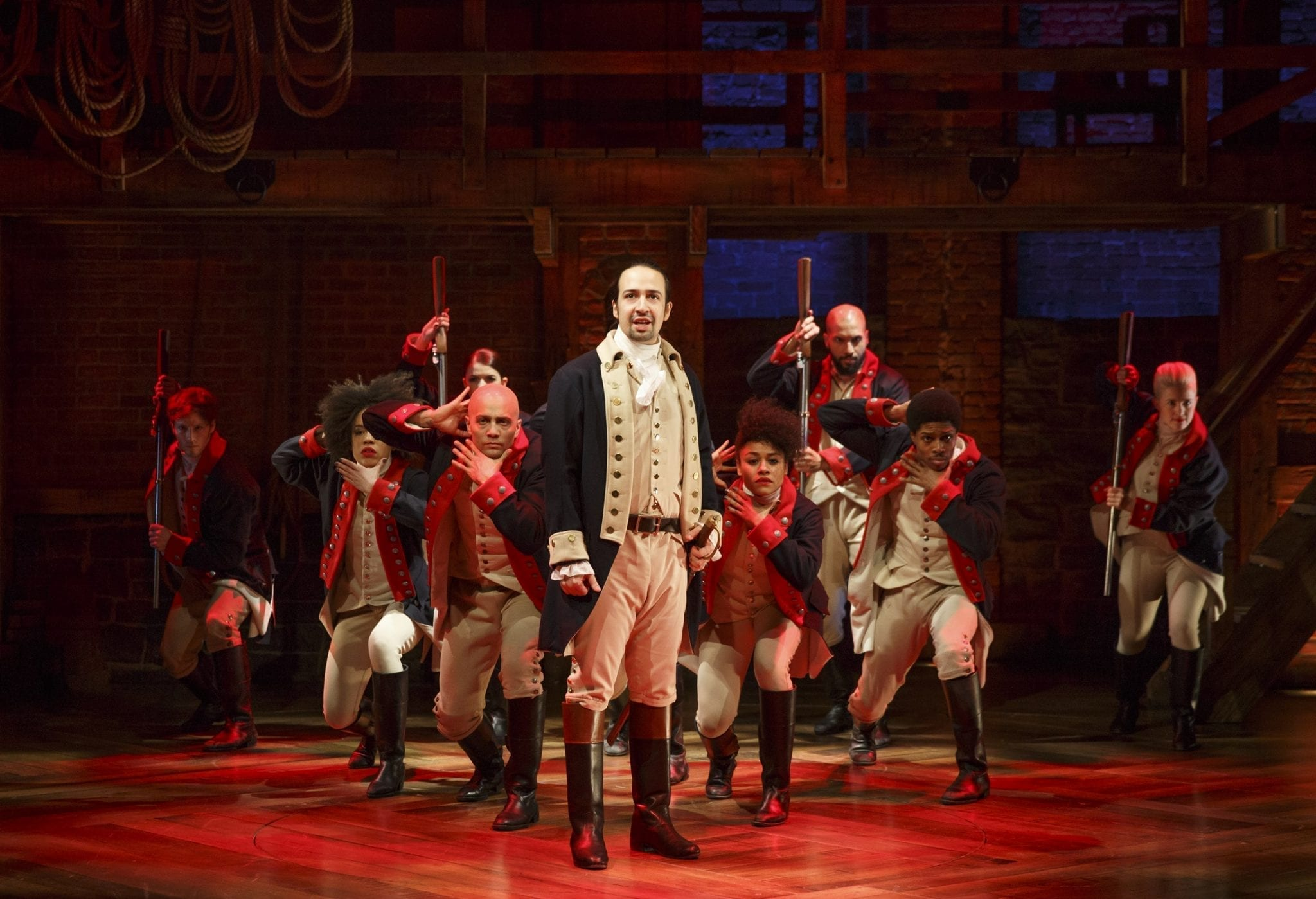 "ATLANTIC RECORDS TO RELEASE ""HAMILTON (ORIGINAL BROADWAY CAST RECORDING)"""