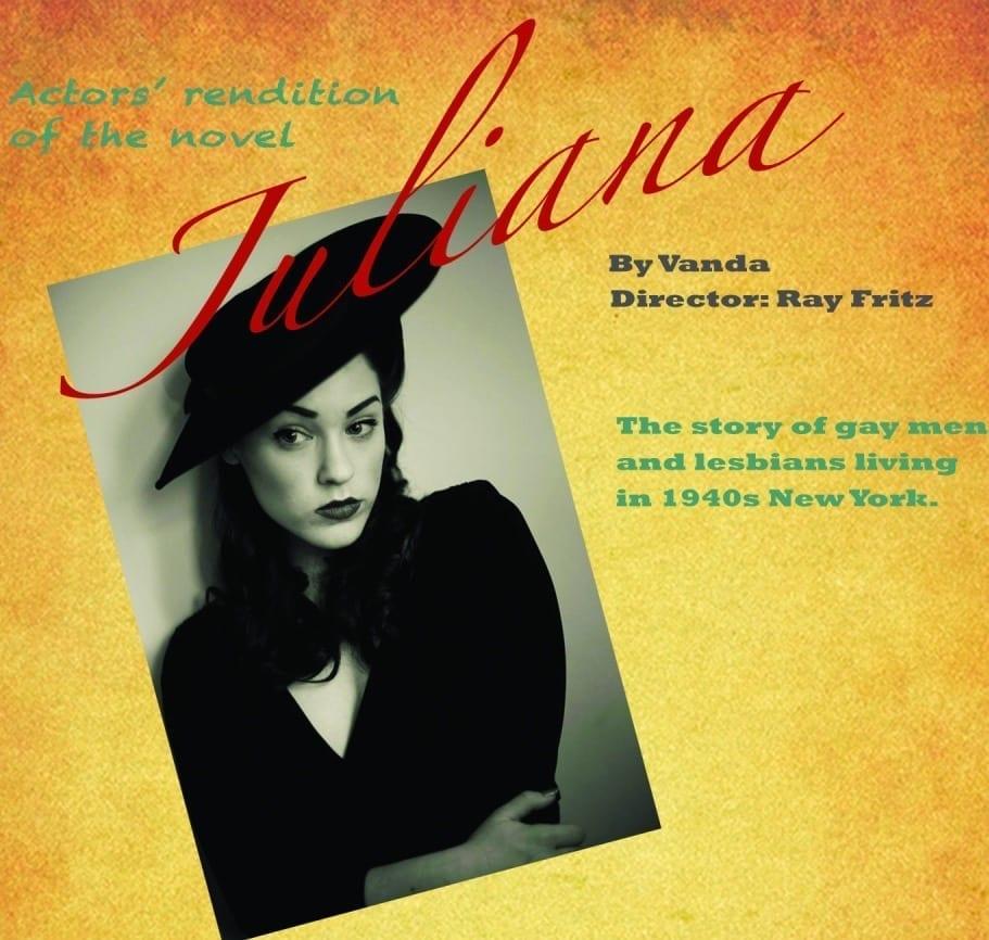 The Juliana Project: Juliana At The Duplex