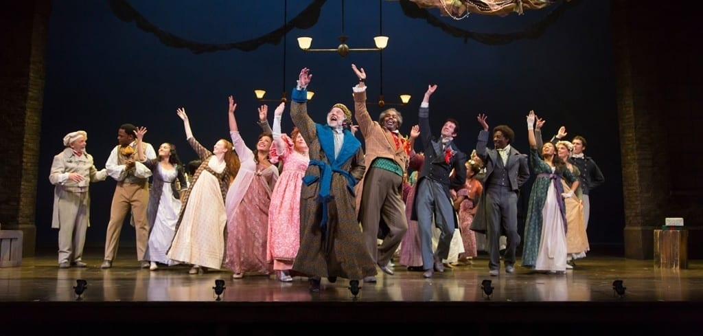 A Christmas Carol at McCarter Theatre Center