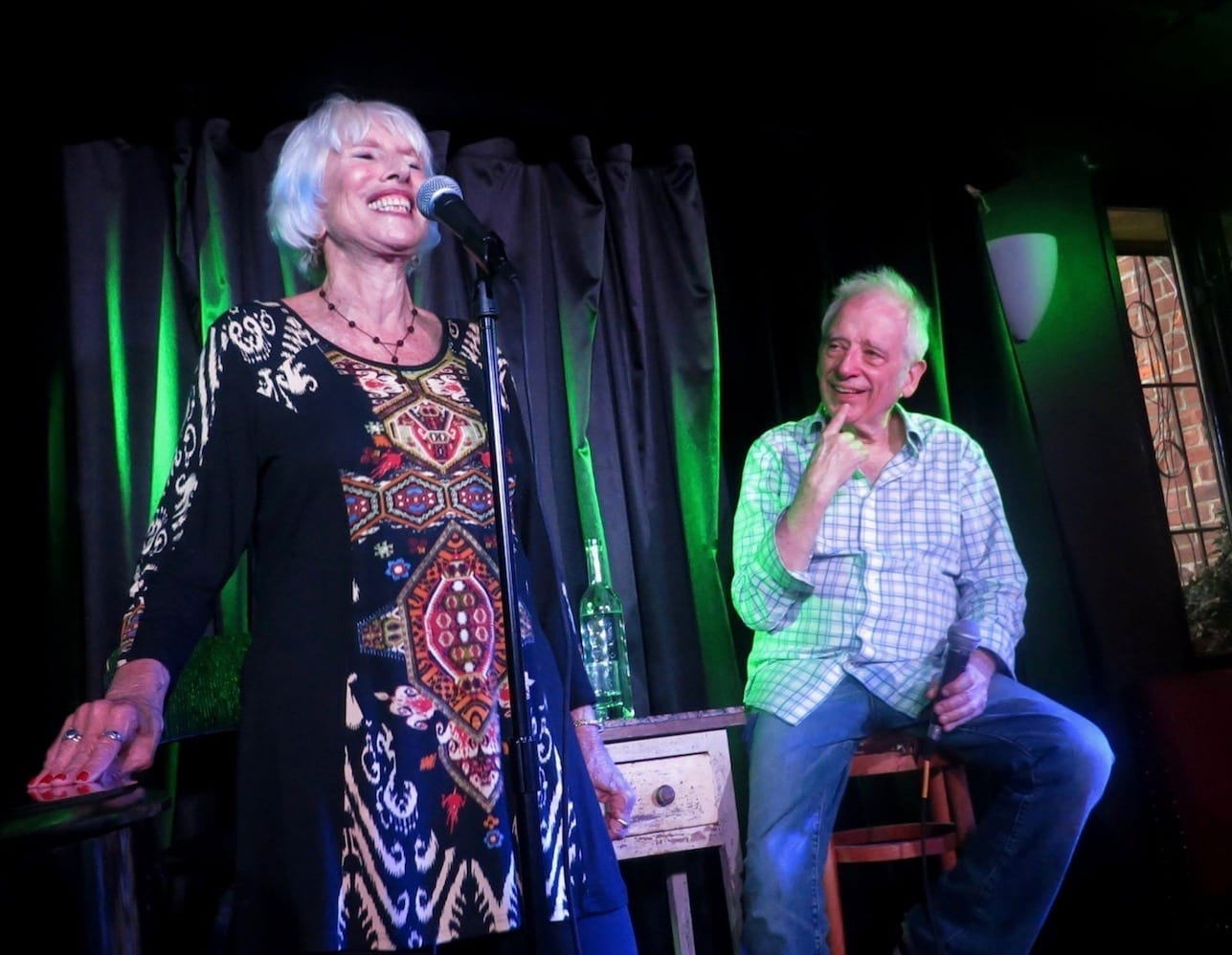 'TIS THE SEASON TO BE MORBID Austin Pendleton and Barbara Bleier