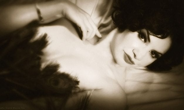 Places, the Story of Alla Nazimova