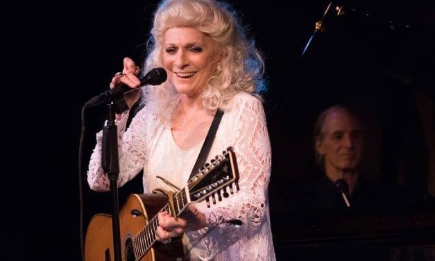 Judy Collins at the Cafe Carlyle