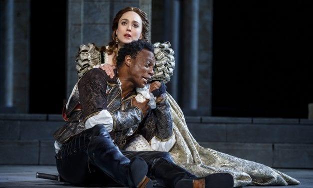 Othello at the Delacorte