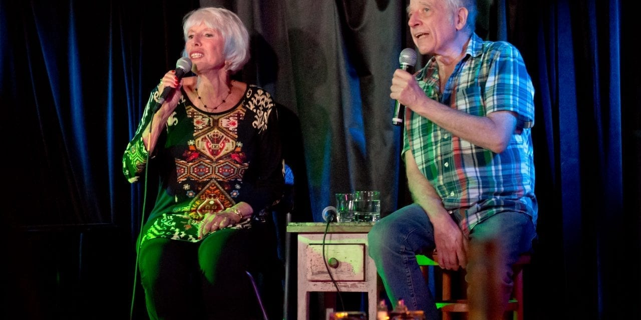 Starting Here: Austin Pendleton and Barbara Bleier Present The Songs of Richard Maltby and David Shire:
