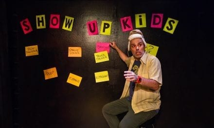 Show Up, Kids! Peter Michael Marino – A Second Look