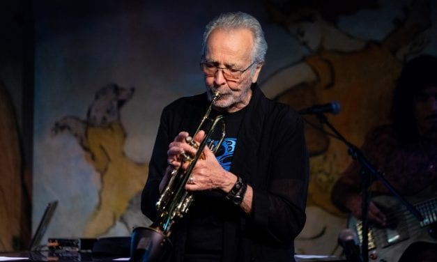 Herb Alpert and Lani Hall at the Cafe Carlyle