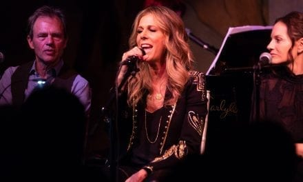 Rita Wilson: Liner  Notes — at the Café  Carlyle