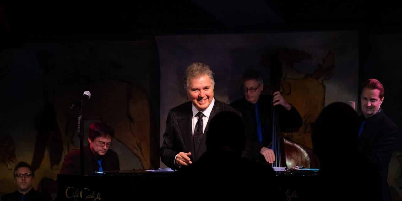 Steve Tyrell At The Café Carlyle