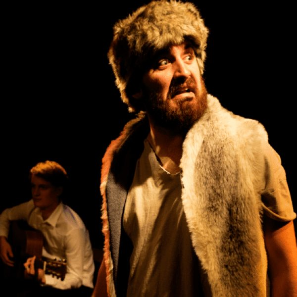 Beowulf – a riotously funny comedy adventure
