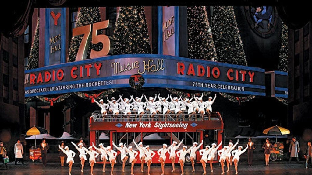 The Christmas Spectacular Starring the Radio City Rockettes . . . Oh, what fun!