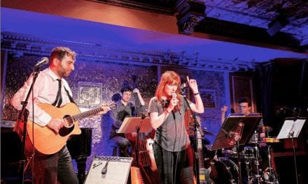 Brittain Ashford At Feinstein's/54 Below — January 18th, 2019