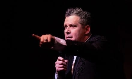 Isaac Mizrahi:  Queen Size, at Cafe Carlyle