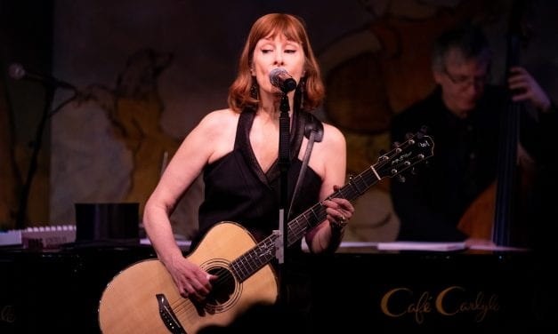 Suzanne Vega Sings Her New York Songs at the Carlyle