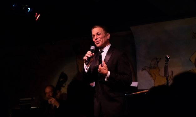 Tony Danza: Standards and Stories – Café Carlyle
