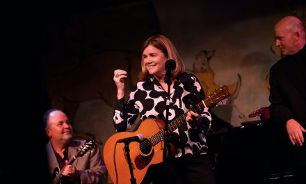Mare Winningham at Café Carlyle