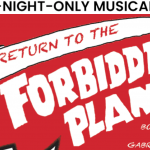 Return to the Forbidden Planet – An Intergalactic Fundraiser