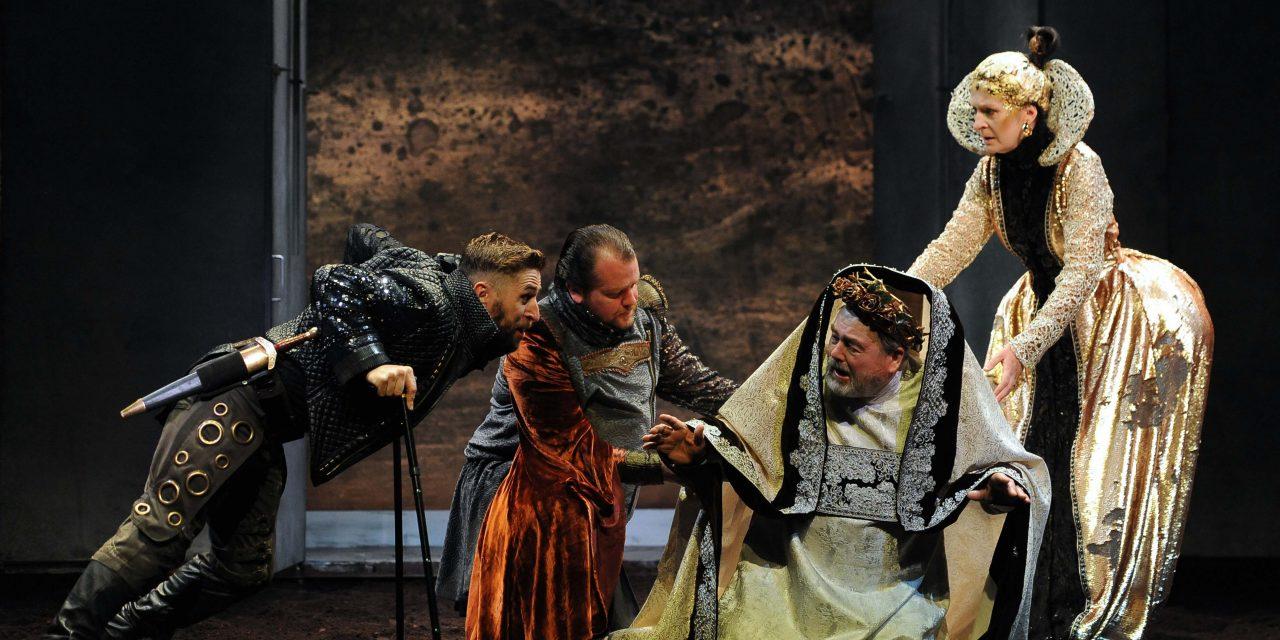 DruidShakespeare: Richard III