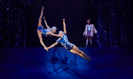 Twas The Night Before: Cirque du Soleil