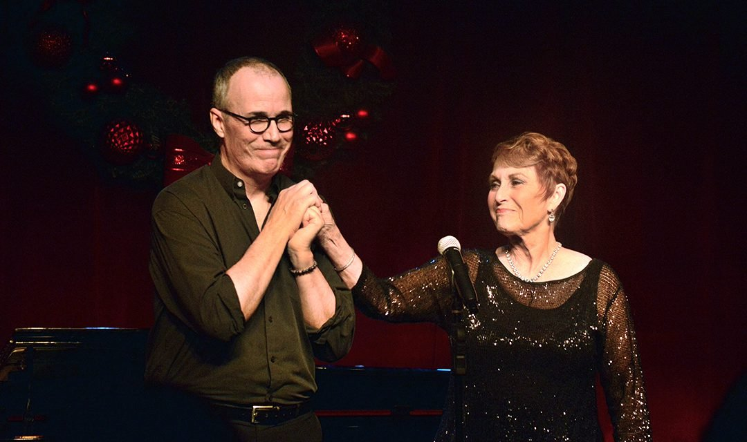 Amanda McBroom and John Bucchino at Birdland