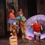 Misdemeanor Dream by Spiderwoman Theater – BLOG POST