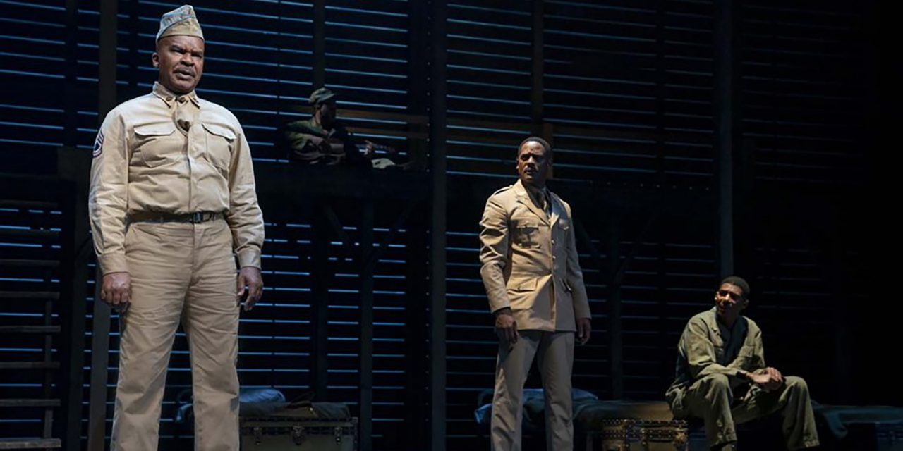 A Soldier's Play – An Audience Member's View