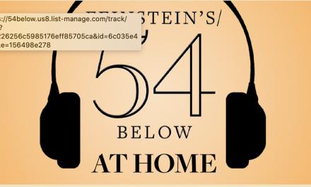 Feinstein's 54/Below TUNE IN