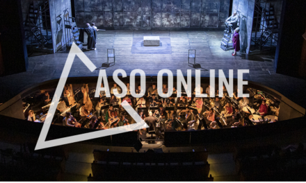 AMERICAN SYMPHONY ORCHESTRA LAUNCHES FREE STREAMING SERIES: ASO ONLINE