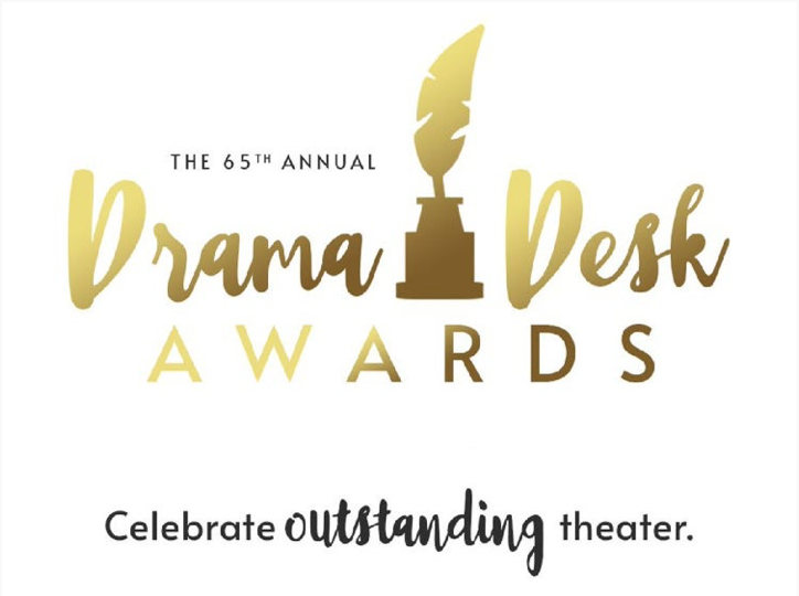 The 65th Annual Drama Desk Awards to Take Place Online May 31