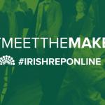 "Irish Rep ""Meet The Makers"" May Lineup"