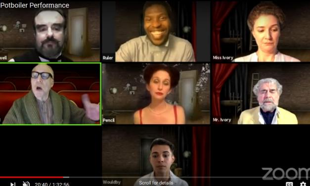 The Potboiler – Part of the Saturday Series at Metropolitan Playhouse