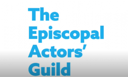 "A Video from The Episcopal Actors Guild – Friends sing ""Tomorrow"""