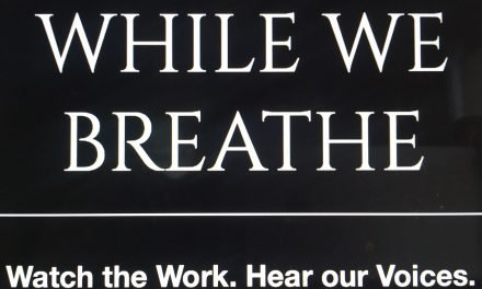 WHILE WE BREATHE