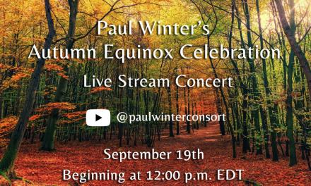 Paul Winter Autumnal Equinox Celebration