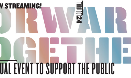 Forward.Together. The Public Theater Streaming Gala