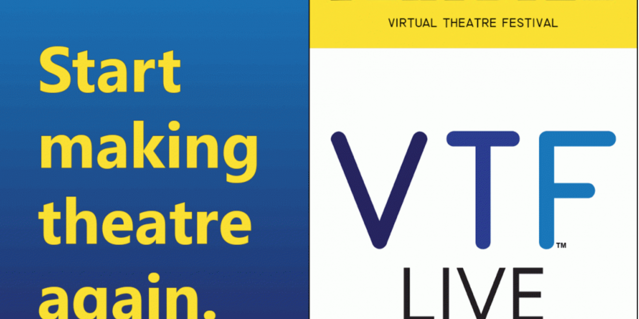 PLAYBILL Virtual Theatre Festival THIS WEEKEND 10/23-25.  Tix $2.99