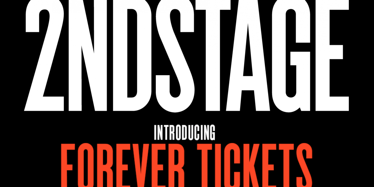 """""""Forever"""" Tickets at Second Stage Theatre"""