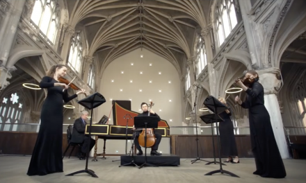 American Classical Orchestra's The Chaconne Project