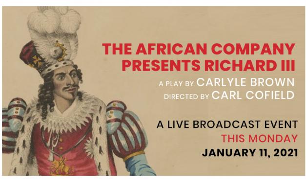 The African Company Presents Richard III