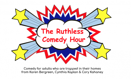 Ruthless Comedy Hour February 19